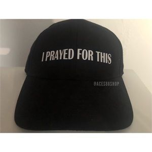 I prayed for this dad hat
